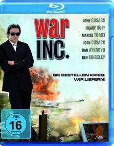Blu-ray: War Inc. - Sie bestellen Krieg: Wir Liefern!
