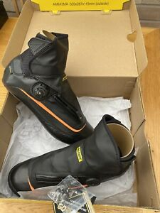 Mavic Ksyrium Pro Thermo road cycling shoes UK size 8 Winter Boots. Boxed New