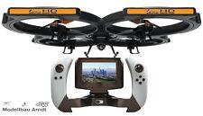 RC Drohne Quadrocopter AM X51 FPV mit Livebild in HD inkl Akku NEU