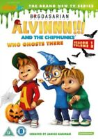 Neuf Alvin And The Chipmunks - Who Ghosts There DVD