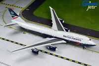 Gemini Jets 1:200 British Airways 747-400 Landor Retro G-BNLY G2BAW840 IN STOCK