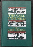 """1903 """"The Call of the Wild"""" by Jack London 1st edition, Reproduction Inteliquest"""