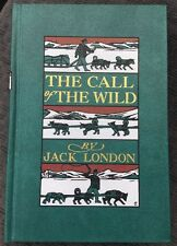 "1903 ""The Call of the Wild"" by Jack London 1st edition, Reproduction Inteliquest"