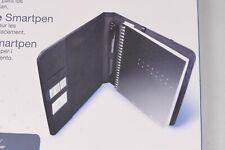 Livescribe Smartpen Portfolio AAA-00016  8.2 x 1 x 8.7 inches Black Leather NIB