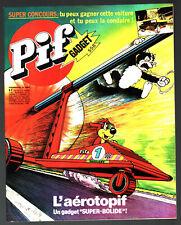 PIF GADGET n°558 # 1979 # FANFAN LA TULIPE / DOC JUSTICE