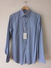 Armani Men's Regular Collar Casual Shirts & Tops