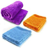 Edgeless Microfibre Cloth Set Towel Car Microfiber Polishing Pure Definition
