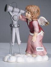+# A006369 Goebel Archiv Muster Engel Angel mit Fernrohr und Kristall 41-316
