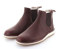 Sperry Top Sider Dockyard Chelsea Burgundy Boot Schuhe Stiefel  Gr. 42 / US 9