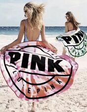 Victoria's Secret PINK Tie Dye Round Beach Towel