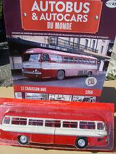 n° 42 CHAUSSON ANG  Bus Autobus et Autocar du Monde an. 1956 1/43 New/box