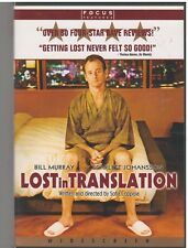 Lost In Translation (Dvd, 2004, Widescreen) Includes Insert