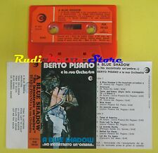 MC BERTO PISANO orchestra A BLUE SHADOW ho incontrato un'ombra no cd lp dvd vhs