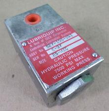 Lubriquip 527-100-591 In-Line High Pressure Oil Filter