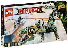 Lego The Ninjago Movie 70612 Green Ninja Mech Dragon Toy  A