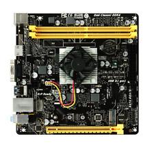 T 30167 | Mainboard - Biostar A10N-8800E | SOC AMD 4x 2,1 GHz | ohne I/O-Shield