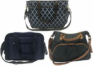Summer Infant Tote Changing Bagborn/Baby Nappy/Diaper Bag Parent Travel