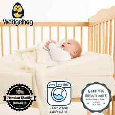 Quilted Wedgehog® - 60cm Cot Reflux Wedge - with Free Bundled Reflux Guide