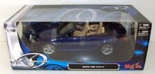 Voitures, camions et fourgons miniatures Cabriolet BMW 1:18