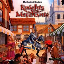 Knights And Merchants PC Steam Code Key NEW Download Game Fast dispatch!