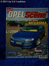 Flash Opel Scene 6/05 Nr. 148 Ascona A 2,4 Manta 4,0 24