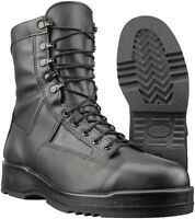 Altama US Military GI Black Flight Deck 425101 Cold Weather Steel Toe Boot NSN
