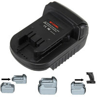 Battery Adapter Converter Convert Parts for Milwaukee 18V Cordless Power Tools