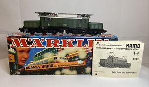 Märklin Hamo 8322 E Lok E 194 091-5 DB DC Deutsches Krokodil