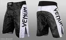 Venum Men's Amazonia 5.0 Fight Shorts MMA Black Large