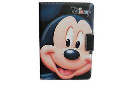 IPAD MINI 1/2/3 Case Smart Cover Mickey Mouse Disney Magnétique Fermeture