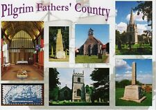 50 New Postcards of Pilgrim Fathers' Country - ideal for re-sale