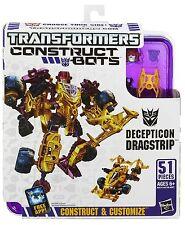 Transformers Construct Bots Dragstrip-Nuevo En Mano