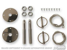 Mustang 1964 1965 1966 1967 1968 1969 Bonnet Pin Kit Eleanor Mach 1 GT 350 500