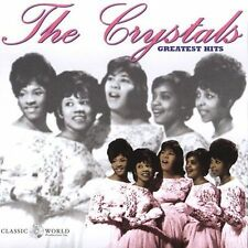 "The Crystals - ""Greatest Hits"" (CD, 2000)BrandNew/Ships FREE!  Da Doo Ron Ron!"