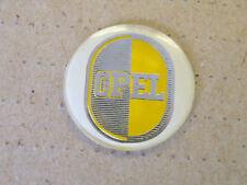 Opel Kadett Rekord Olympia badge Gear Knob Key FOB Auto Voiture Emblème Alexander NOS