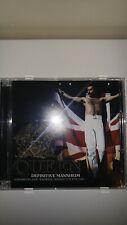 QUEEN DEFINITIVE MANNHEIM 2CD  86  FREDDIE MERCURY RARE LIVE BOHEMIAN RHAPSODY.