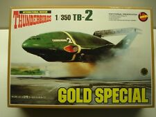 "IMAI 1:350 Scale ""Thunderbirds"" TB-2 Gold Special International Rescue Model Kit"