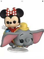Funko Pop Disneyland 65th Anniversary Minnie Dumbo Flying Ride # 92 Brand New
