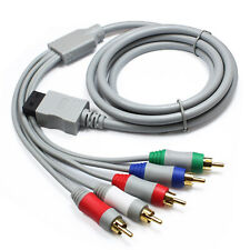 High Quality Component HDTV AV Audio Video 5RCA Adapter Cable Cord Wire