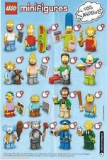 LEGO MINIFIGURES 71005 The Simpsons Series 1 Singles MR. BURNS Chief Wiggum