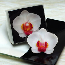 JM 3d Phalaenopsis silicone soap mold silicone molds for candle handmade mold