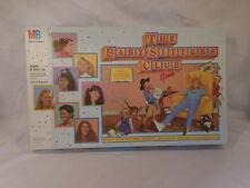 The Baby Sitters Babysitters Club Game 1989 Scholastic Milton Bradley  1989 VTG