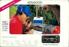 0H0 / LA0EW Roland - Aland Island Kenwood TS-140S  AL.340