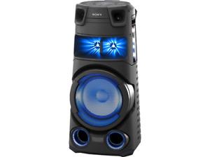 SONY MHC-V73D Partybox, Schwarz ++ AUSSTELLER WIE NEU ++