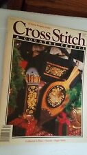 Cross Stitch & Country Crafts Nov/Dec 90 - GOOD