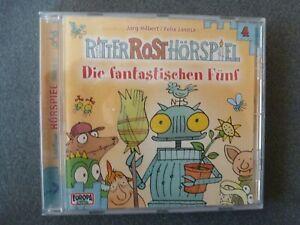 Ritter Rost - Die fantastischen Fünf - Hörspiel - CD