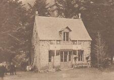 G2154 France - Le refuge du Sancy - Environs du Mont-Dore - 1932 vintage print