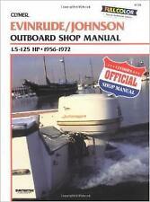 Evinrude Johnson Moteur hors-bord 28 30 33 35 40 50 55 65 HP moteur service manual