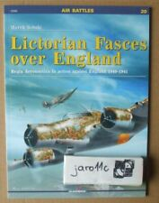 Lictorian Fasces over England  - Kagero Air Battles  - English!!!