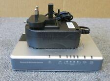 CISCO Linksys WAG254G 4 PORTE Wireless G ADSL Modem Router Access Point Interruttore